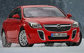 I consigli di Opel per l'inverno