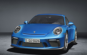 Porsche 911 GT3 Touring Package: a Francoforte la sportiva con l'abito stradale!