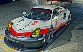 Porsche 911 RSR : emozioni da gara