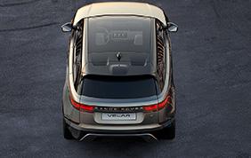 Range Rover Velar: a Ginevra l'atteso SUV
