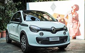 Renault Twingo La Parisienne: eleganza ed equipaggiamento completo!