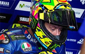 Un Valentino Rossi che non molla!
