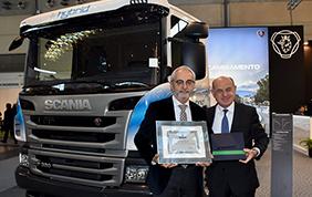 Scania Hybrid : trasporto pesante ibrido ed Euro 6.