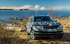 Skoda Karoq: un SUV multimediale e connesso