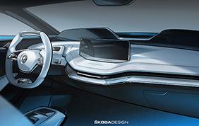 Skoda Vision E: una concept che anticipa il futuro della mobilità elettrica