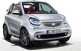 Smart for two cabrio Brabus edition #2