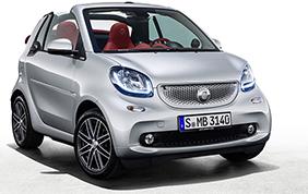 Smart for two cabrio Brabus edition #2
