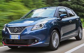 """Suzuki al """"Quarto Rally di Roma Capitale"""""""