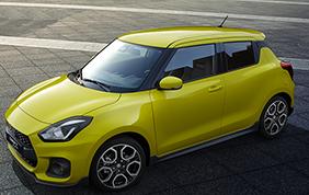 Ibrida e sportiva, la nuova Suzuki Swift Sport!