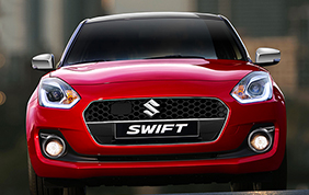 Suzuki Swift Web Edition