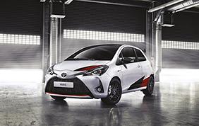 Toyota Yaris GRMN: la piccola dal cuore volumetrico
