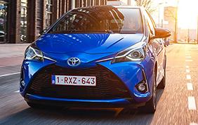 Le ibride Toyota conquistano il pubblico italiano