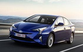 Toyota Prius Model Year 2018