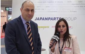 INTERVISTA JAPANPARTS - Autopromotec 2017