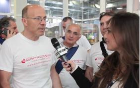 INTERVISTA AI VISITATORI - Autopromotec 2017