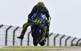 Un Valentino Rossi che sorprende per la sua tenacia!