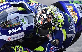Per Valentino Rossi un GP da titolo