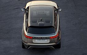 Range Rover Velar: massima sicurezza nei test Euro NCAP