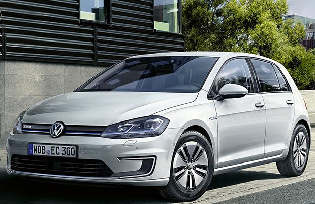 Sulle auto elettriche niente IVA per la Volkswagen