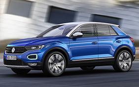Volkswagen T-Roc: il nuovo crossover, compatto, sportivo