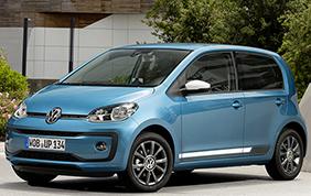 Il successo della Volkswagen up!