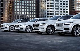 Volvo Cars annuncia 5 nuovi modelli a partire dal 2019 al 2021