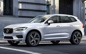Nuova Volvo XC60: un compleanno da record
