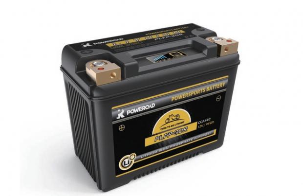 Da Intec le batterie Poweroad