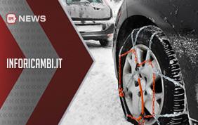 Sai come scegliere le catene da neve giuste per la tua auto?