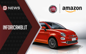 Autoricambi e web: partnership FCA-Amazon