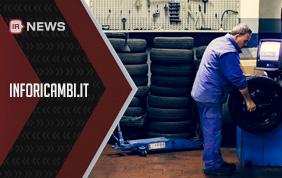 In aumento la vendita online degli pneumatici