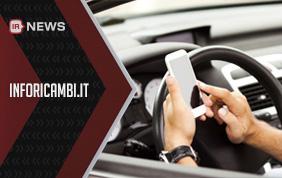 Distrazioni e violazioni alla guida: incolumità a rischio