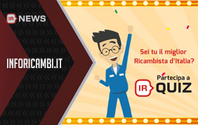 IRQuiz: il primo concorso a premi per i ricambisti