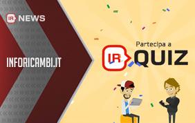 IRQuiz: iscriviti subito e partecipa al primo quiz per ricambisti