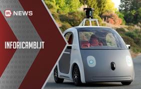 Auto senza conducente: Google sceglie Fiat Chrysler Automobiles