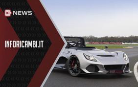 La nuova Lotus 3 Eleven: prestazioni al top della categoria