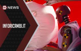 ZF TRW presenta Il nuovo airbag centrale