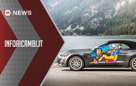 Il primo Airbag per le ginocchia sulla nuova Ford Mustang