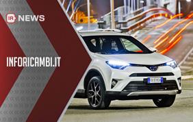 Toyota - Nuovo RAV4: il primo SUV, finalmente ibrido!