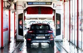 Istobal ad Automechanika con il nuovo tunnel di lavaggio ed asciugatura