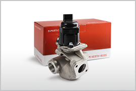 EGR valves for Asian vehicle models