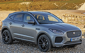 Jaguar E-Pace First Edition: il SUV compatto ed aggressivo