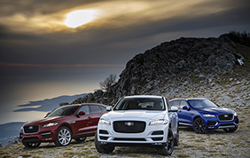 Jaguar F-Pace Model Year 2019
