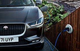 Un SUV elettrico e all'avanguardia: Jaguar I-Pace