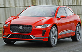 Jaguar I-Pace : elettrica, moderna, rivoluzionaria