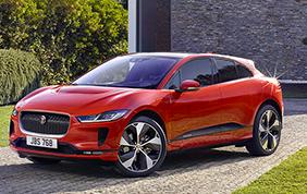 Nuova Jaguar I-Pace: elettrica, autonoma, prestazionale