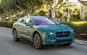 Jaguar iPace: pronta per la commercializzazione