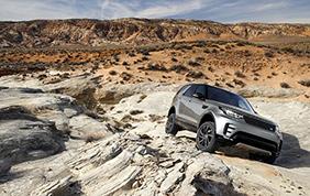 Land Rover segue la strada della realtà aumentata nell'off-road