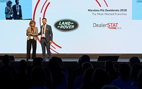 Land Rover è il mandato più desiderato dalle concessionarie italiane