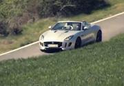 Nuova Jaguar F-Type
